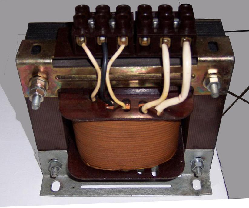 transformator 230-400 24V 125 VA